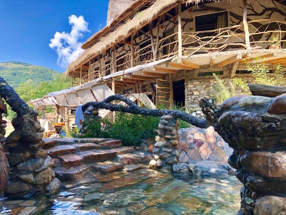 Cabana Stone Garden Vacanta