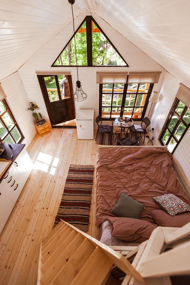 Transylvania Log Cabin Cazare