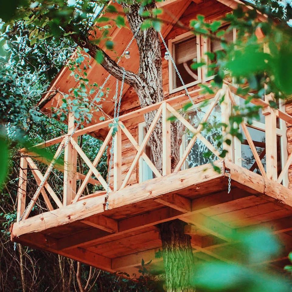 Transylvania Log Cabin Lemn