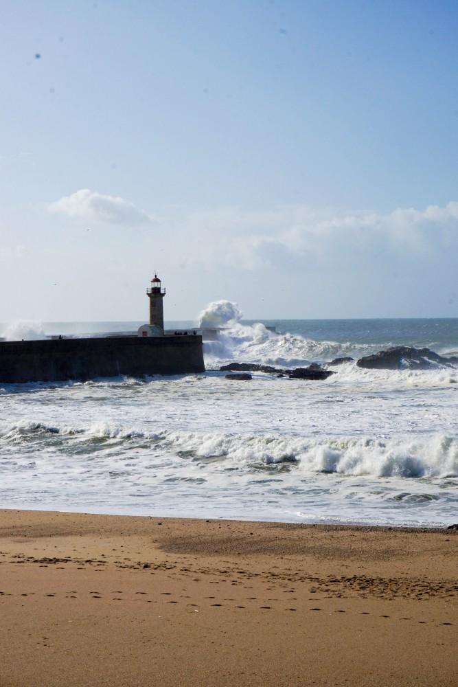 Faro Da Falgueiras Porto Foz