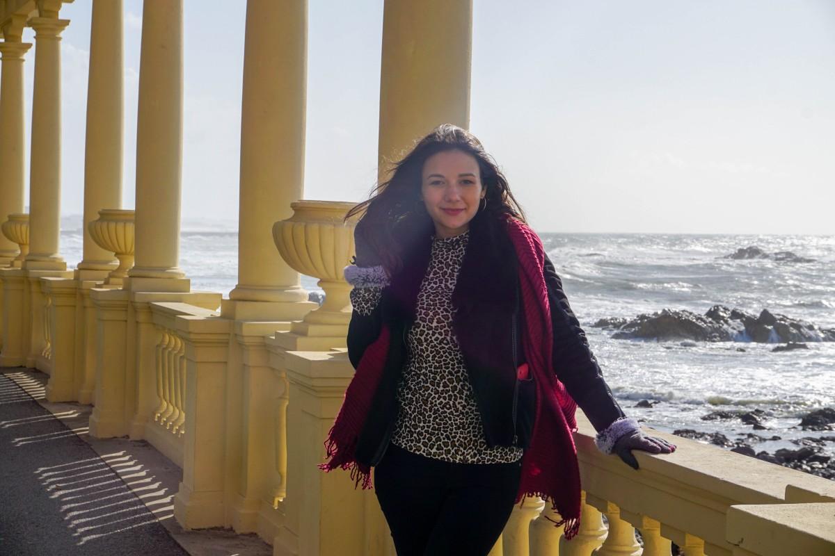 Plimbare Oceanul Atlantic Portugalia Porto