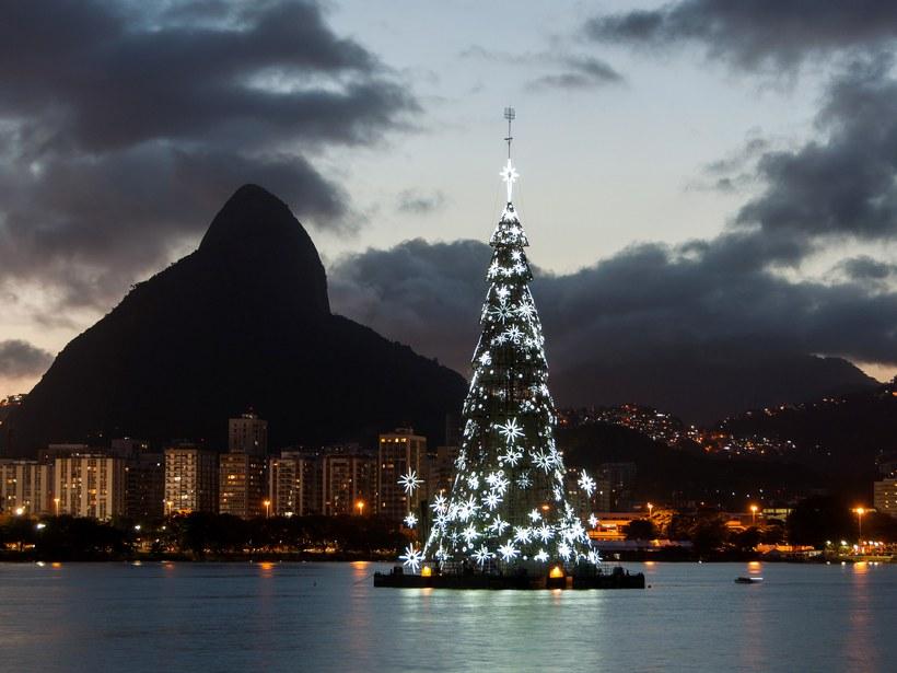 Rio de Janeiro Brad Craciun