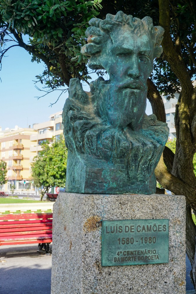 Statuie Foz Do Douro Atlantic