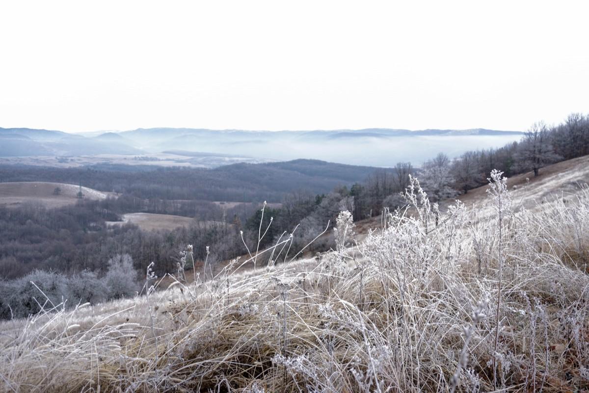 Dealuri Hunedoara Iarna Vacanta