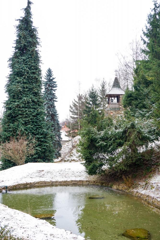 Iaz Manastirea Prislop