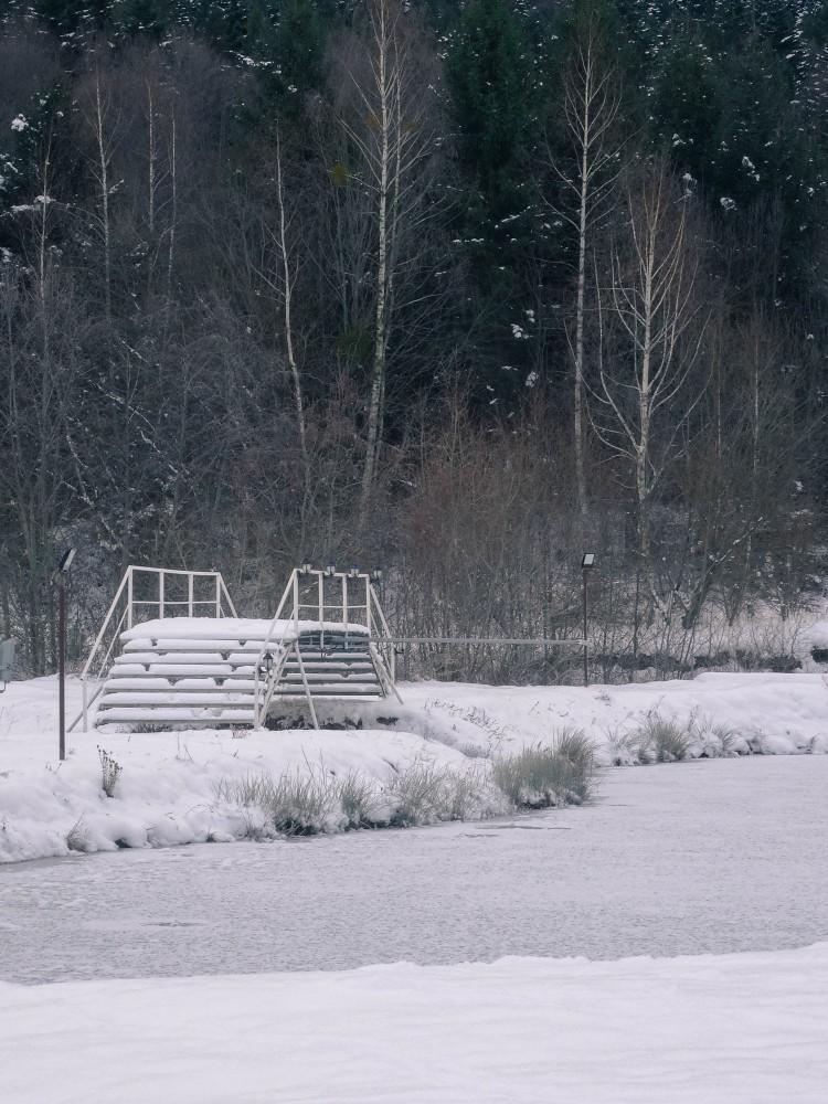 Pod Iarna Poiana Izvorului