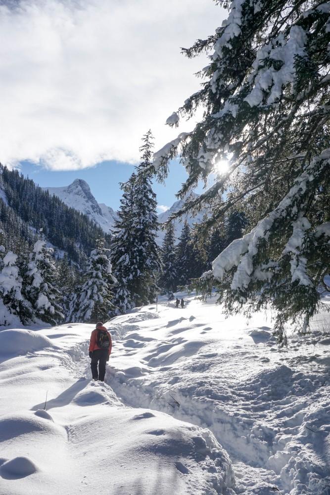 Valea Sambetei Drumetie