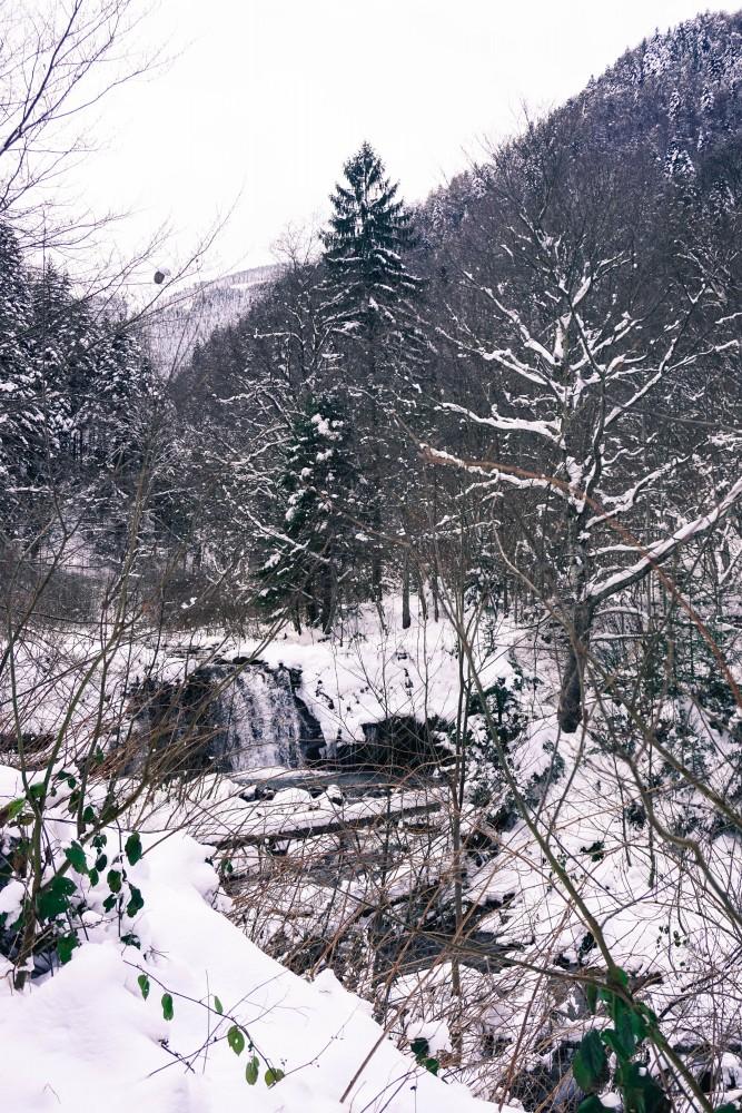 Valea Sambetei Fagaras