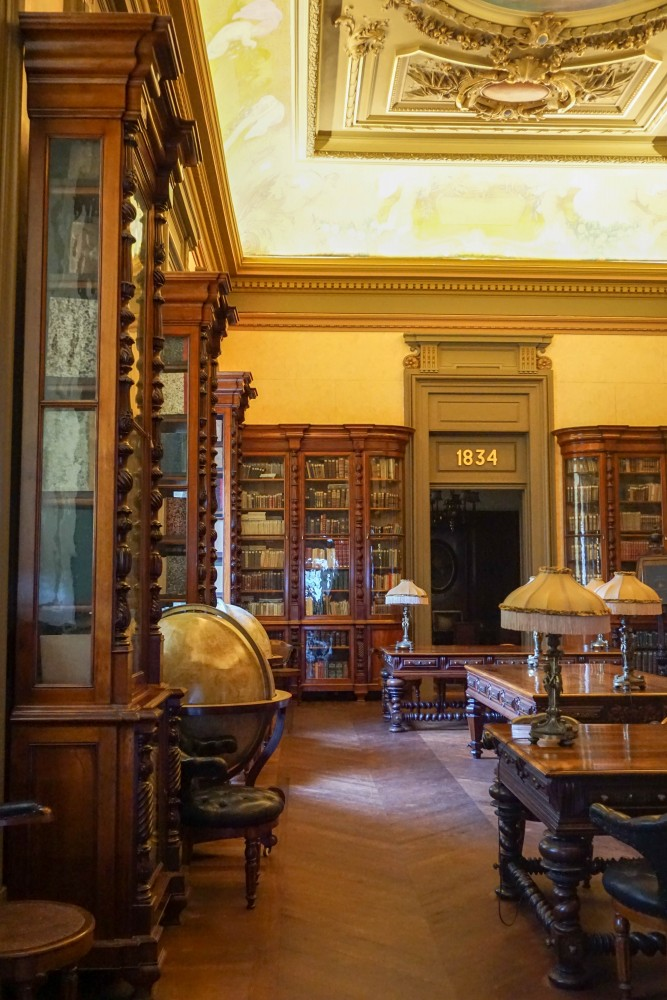 Biblioteca Palatul Bursei