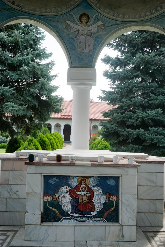 Ghighiu Manastire Izvor