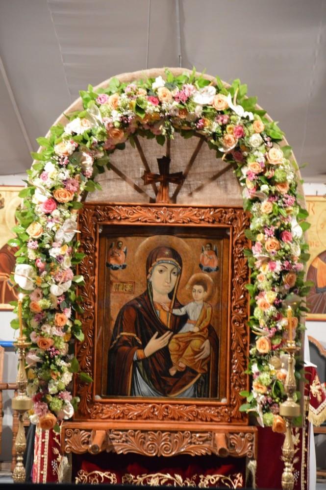 Icoana Maicii Domnului Manastirea Nicula