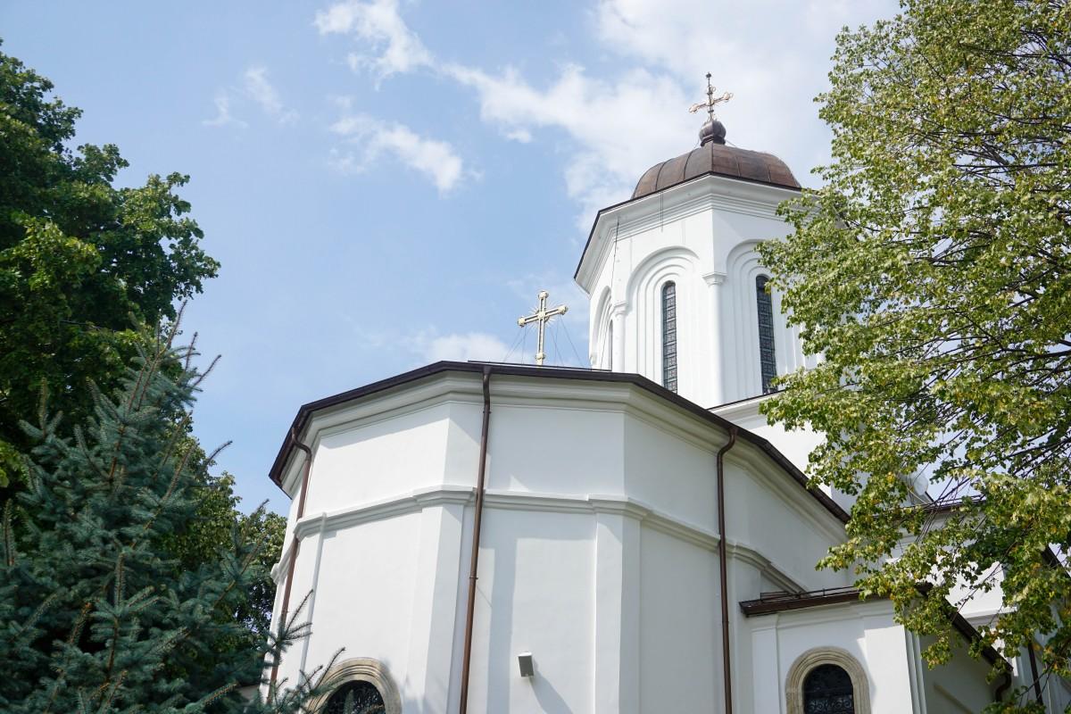 Manastirea Ghighiu Icoana Minuni