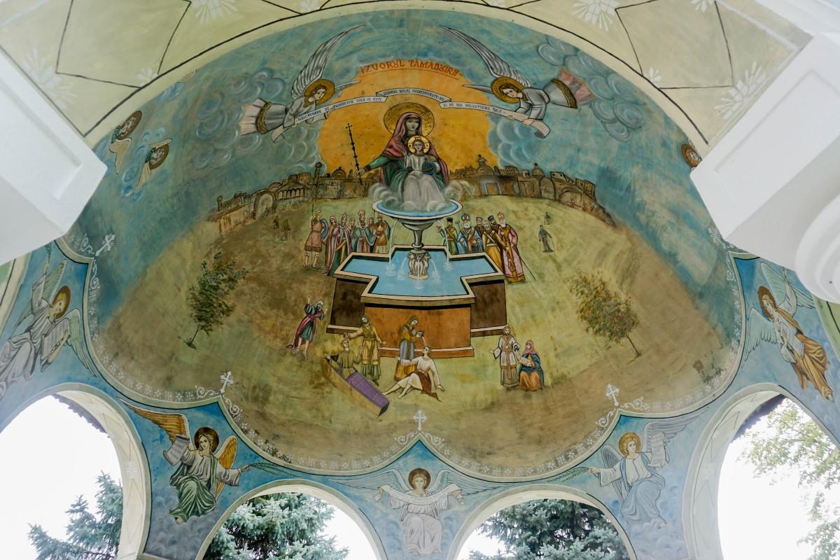 Manastirea Ghighiu Minuni