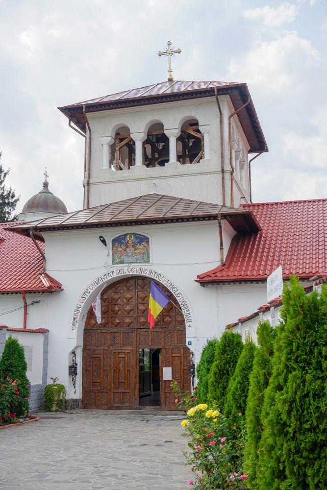 Manastirea Ghighiu Prahova