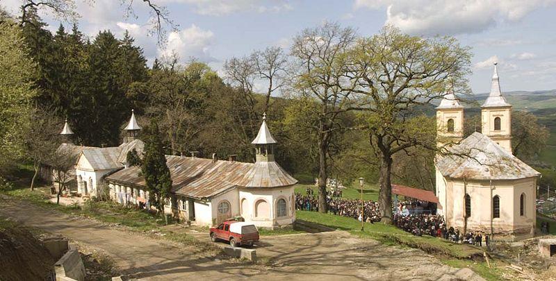 Manastirea Nicula Icoana Minuni