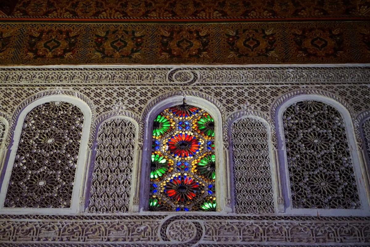 Mozaicuri Bahia Palace Marrakesh