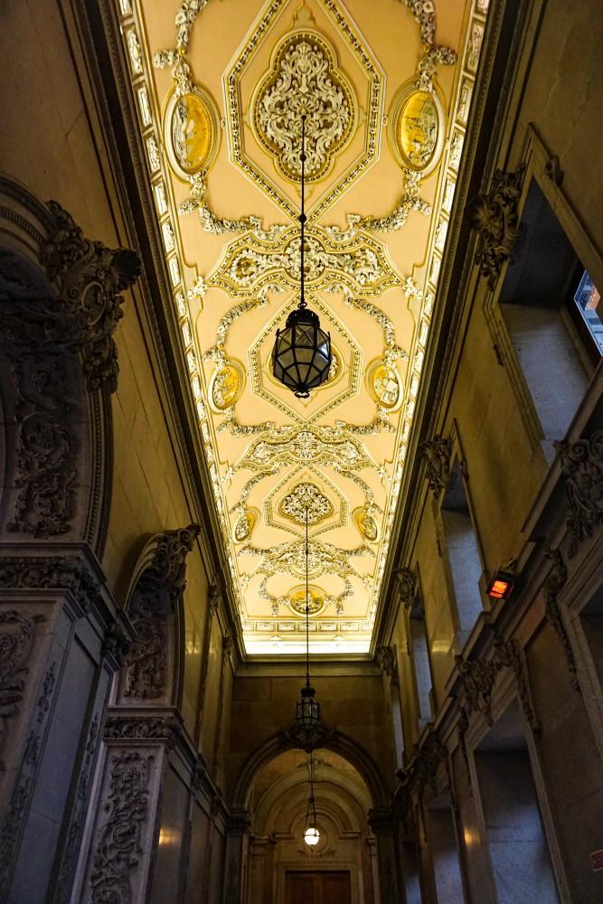Palacio da Bolsa Porto Calatorie