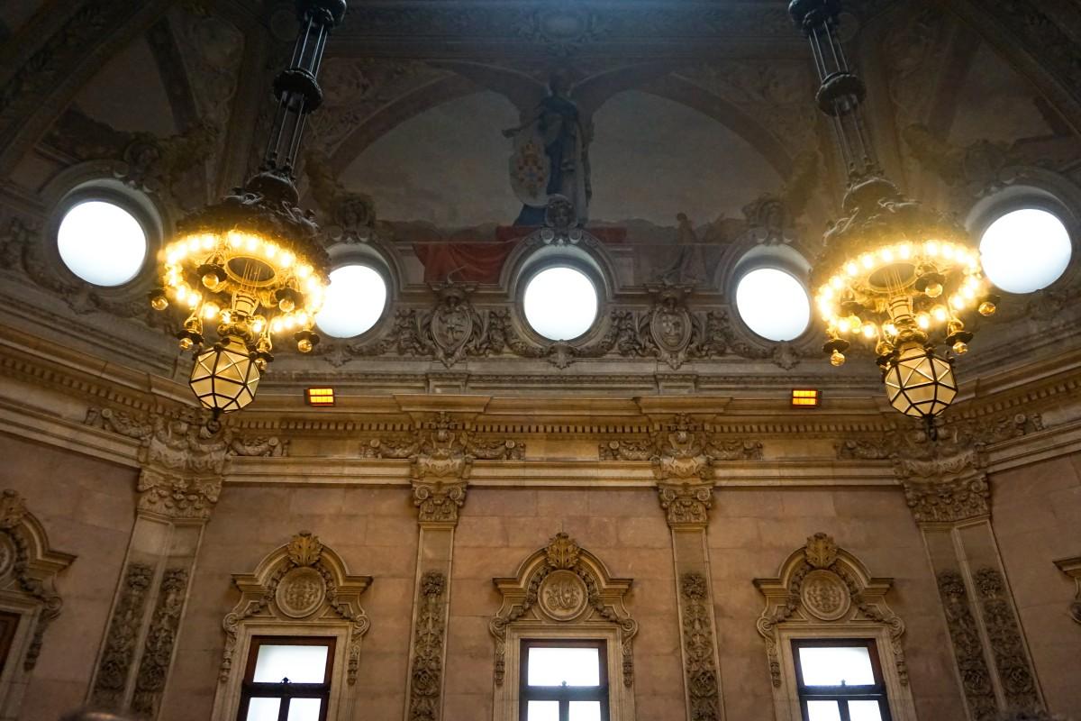 Palacio da Bolsa Sala
