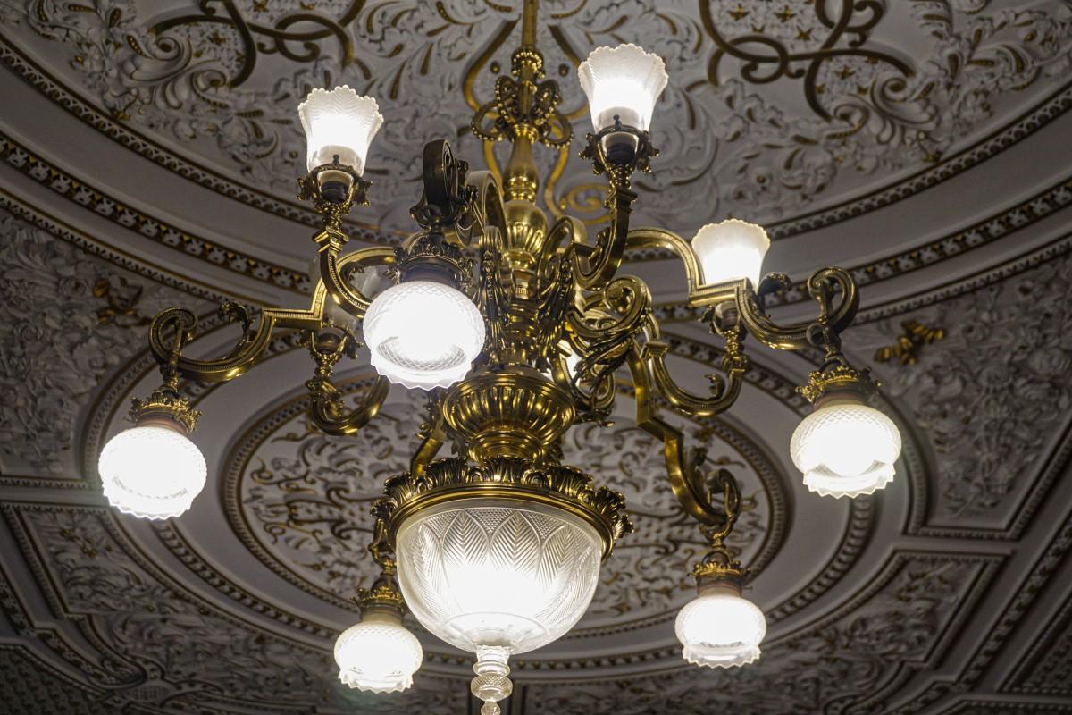 Palatul Bursei Decor