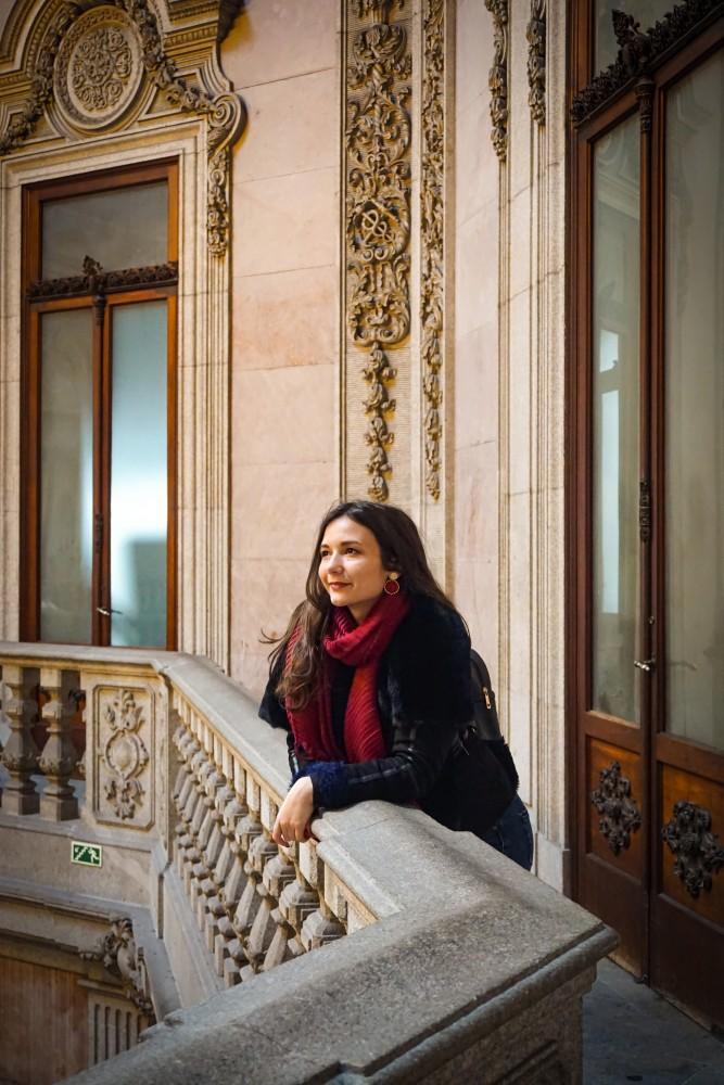 Palatul Bursei Porto Poze