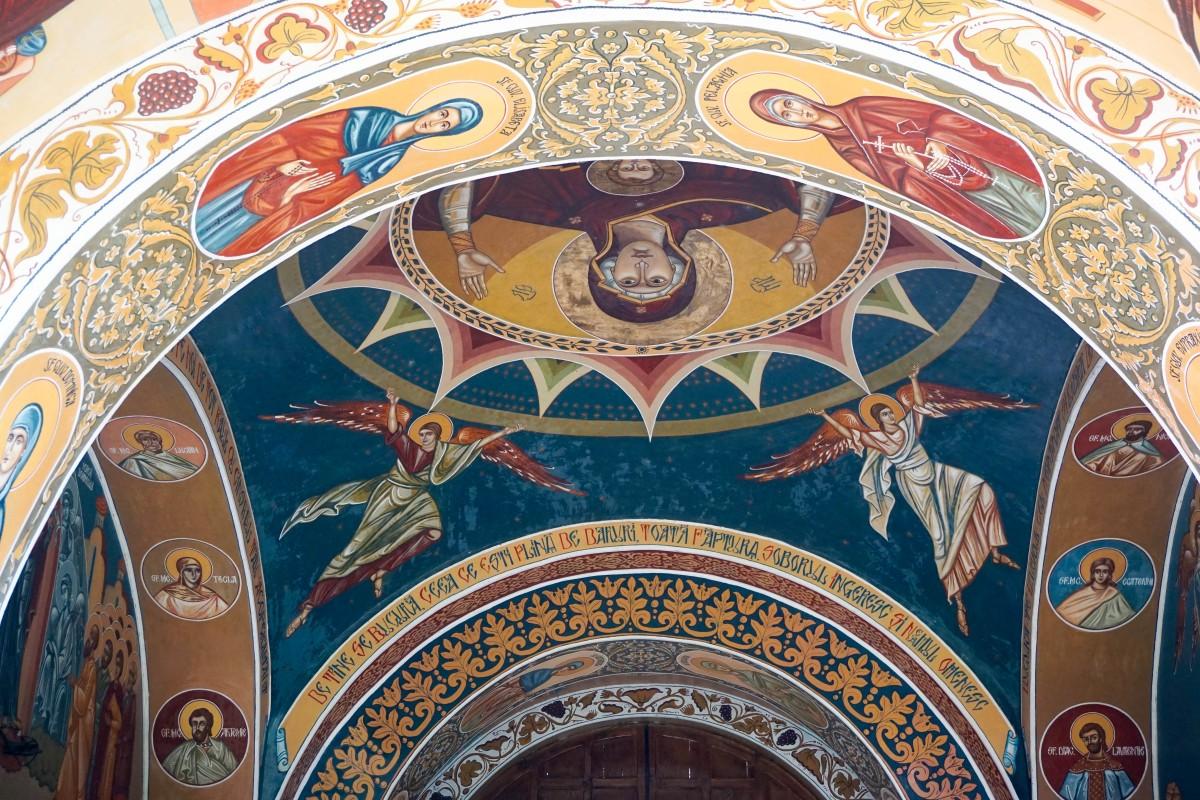 Picturi Manastirea Ghighiu
