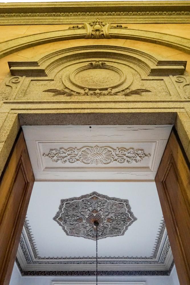 Porto Palatul Bursei