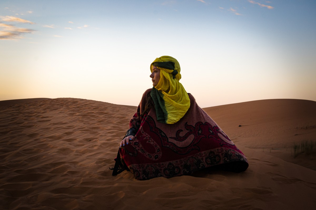 Sahara Vest Maroc