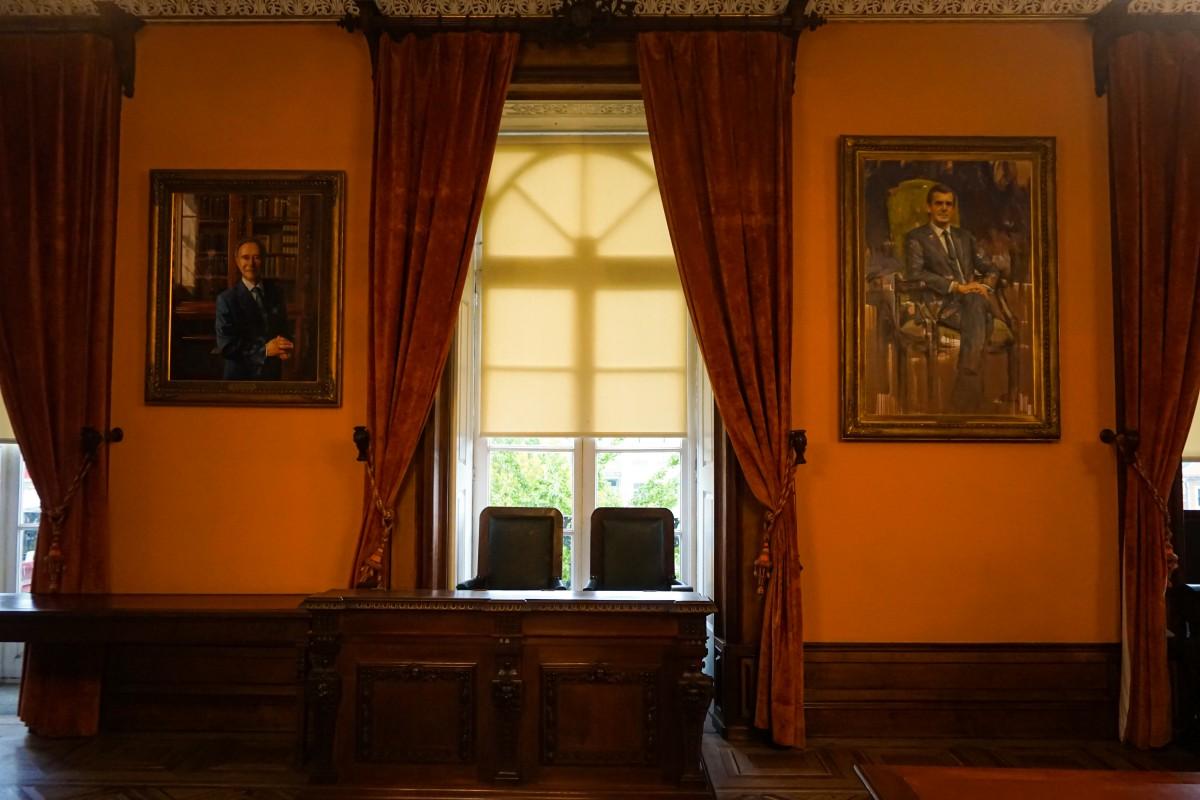 Sala de Aur Palatul Bursei