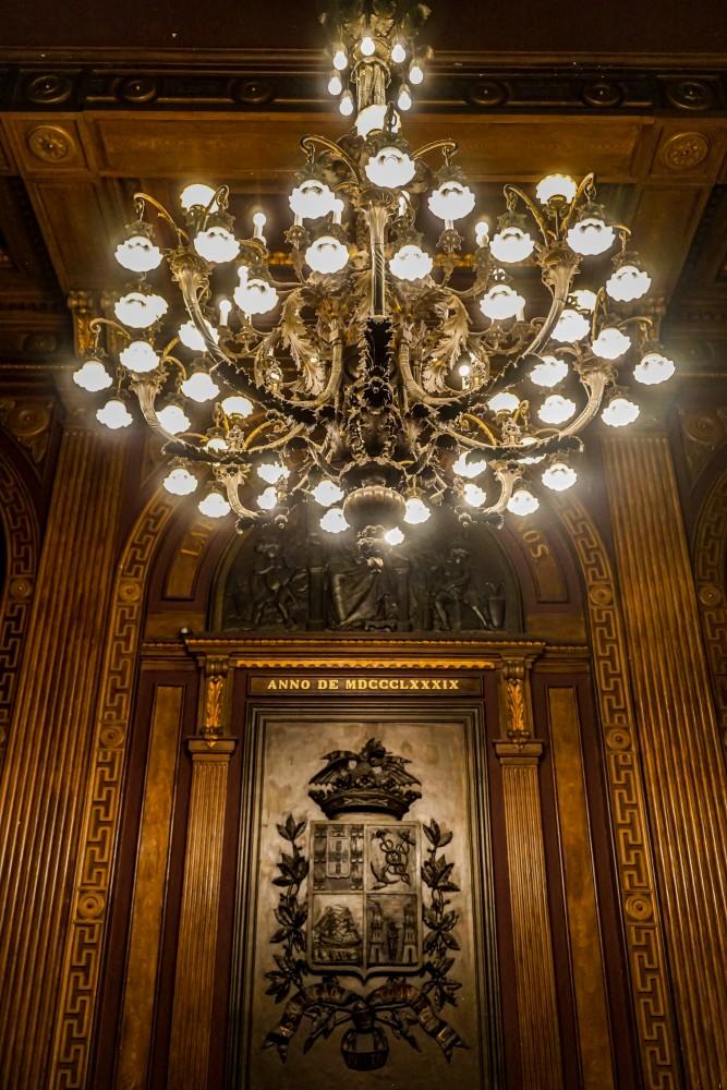 Sala Palatul Bursei Portugalia