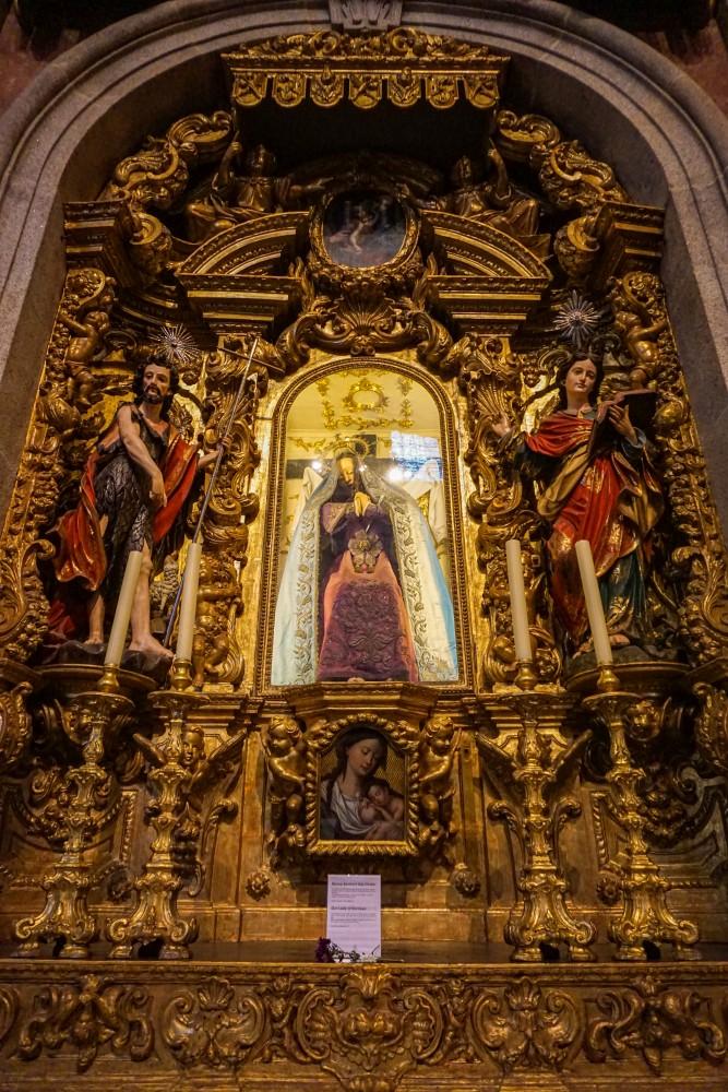Biserica Clericilor Interior Porto