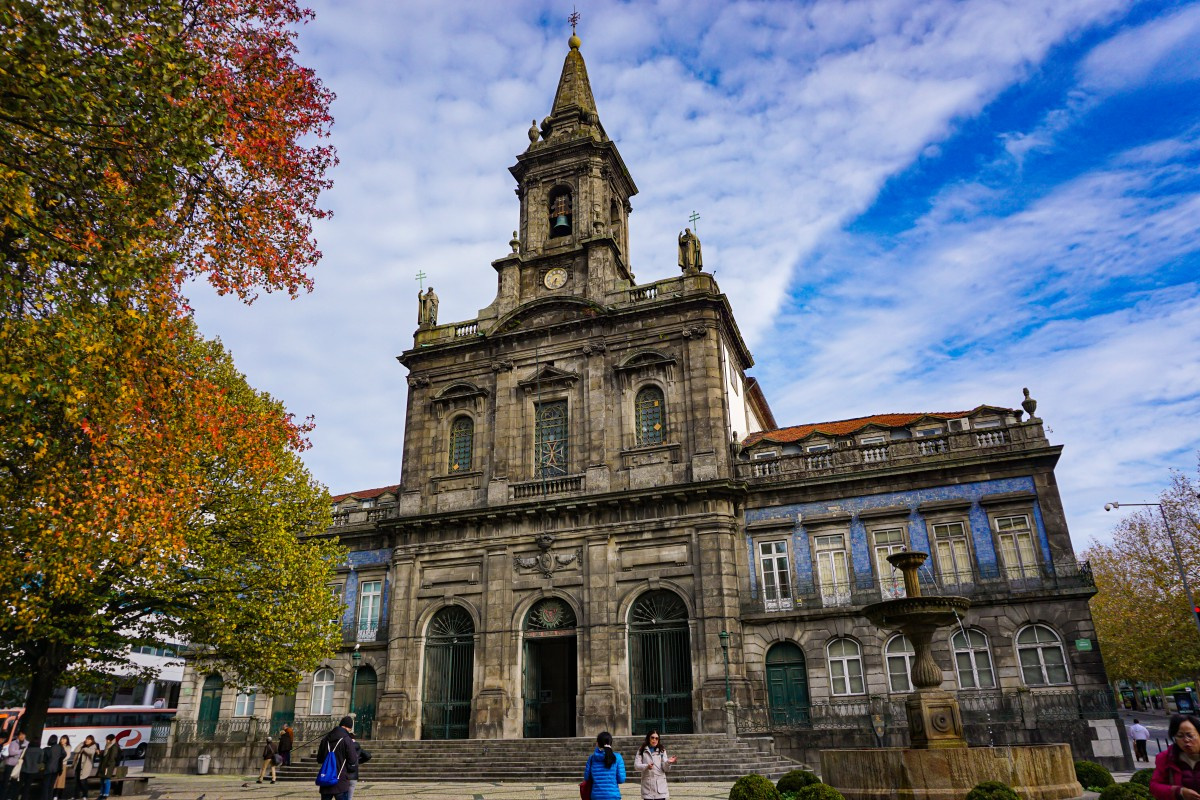Biserica Sfanta Treime Porto