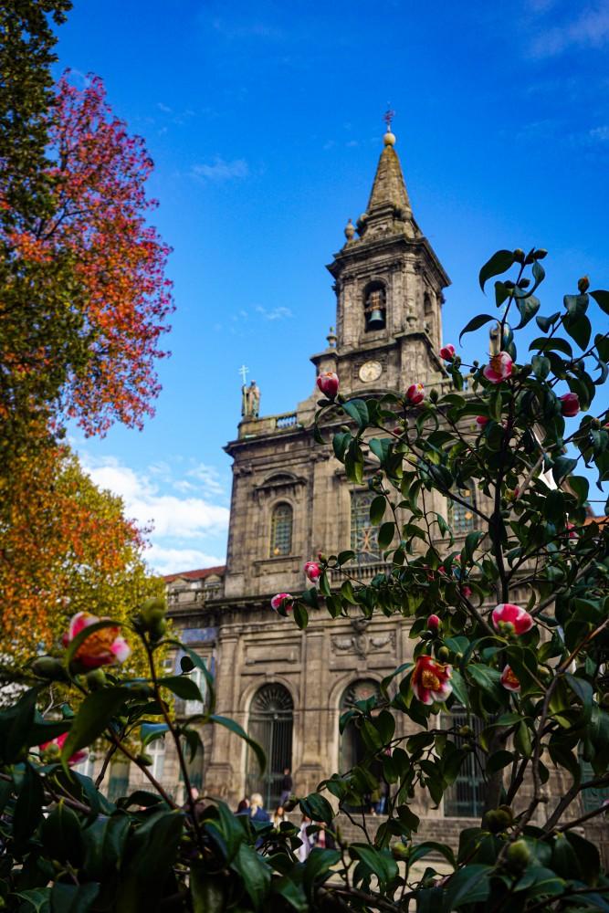 Biserica Treimii Porto