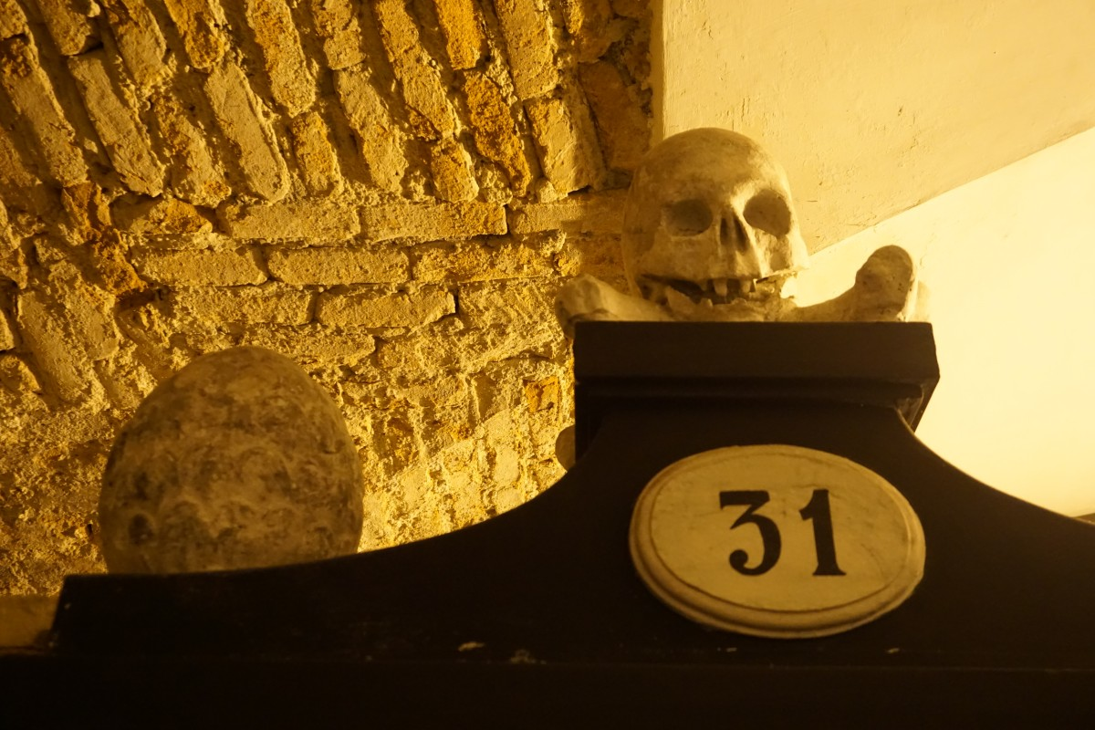Catacombe Biserica Porto