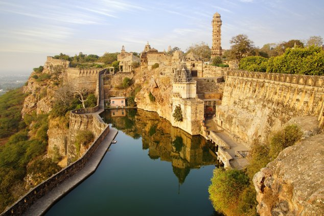Fortul Bhangarh India