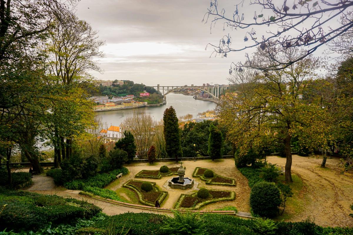 Gradinile Palatului de Cristal Porto