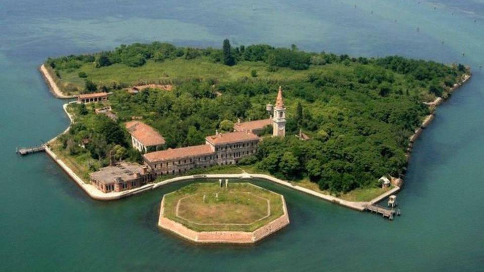 Insula Poveglia Venetia