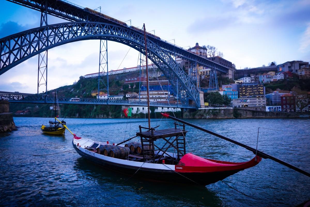 Porto Portugalia Barci