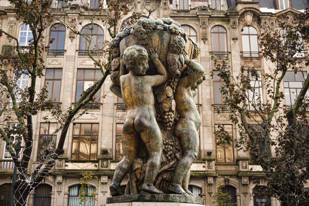 Porto Statuie