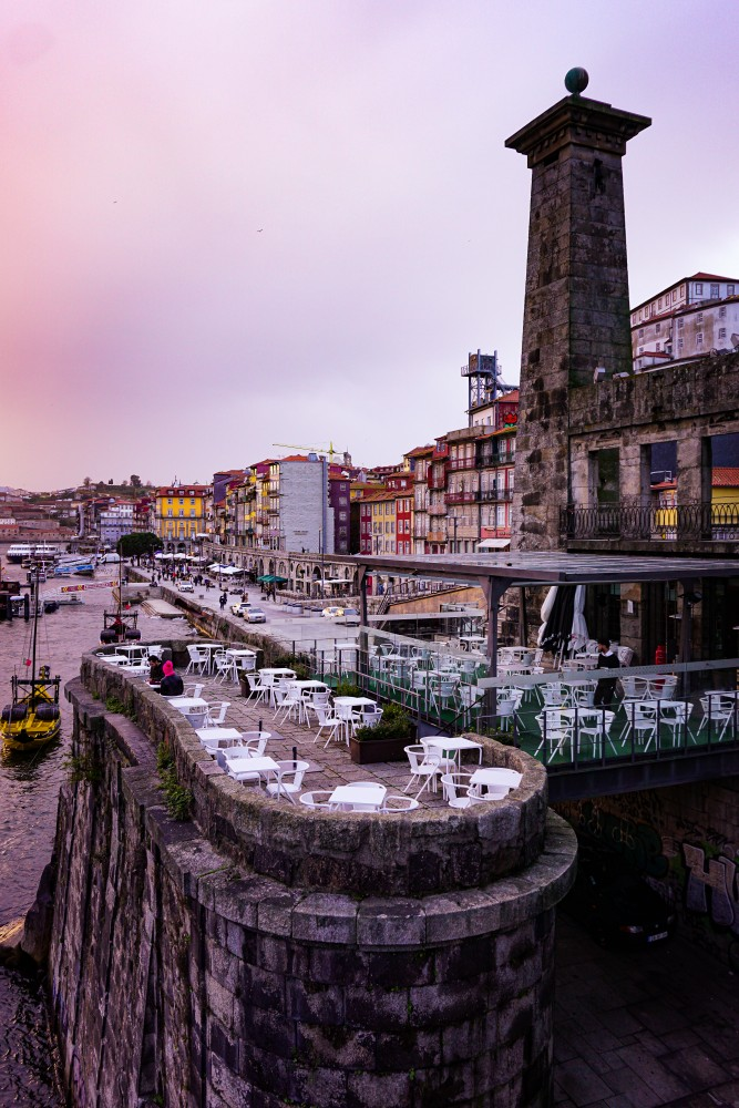 Ribeira Plimbare Porto