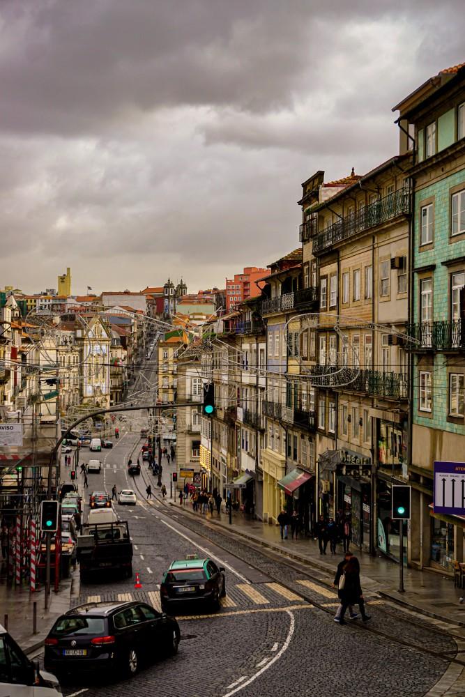 Strazi Porto Portugalia