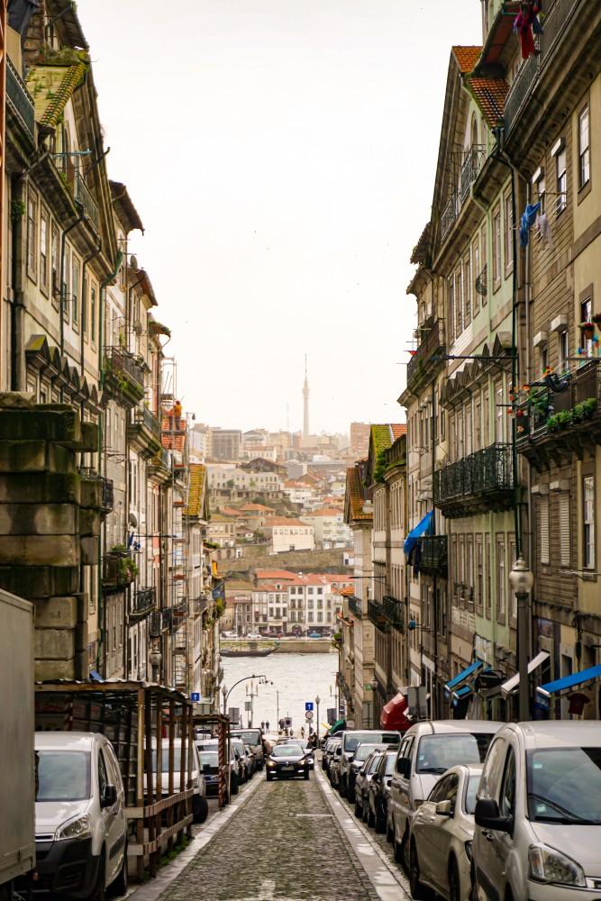 Strazi Porto