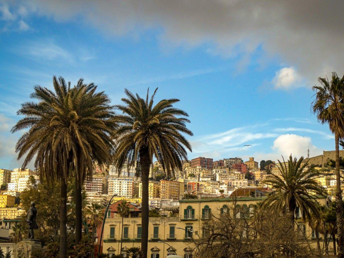 Napoli Ghid Impresii Vacanta