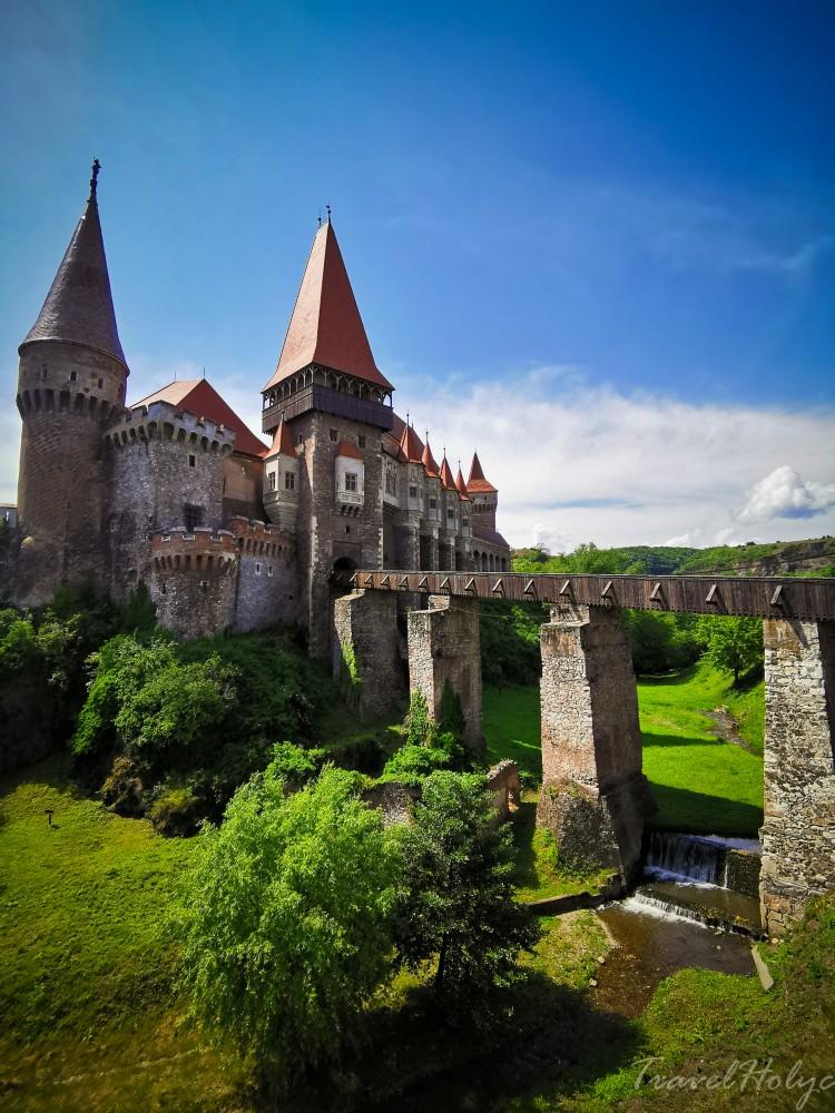 Castelul Hunedoara Romania