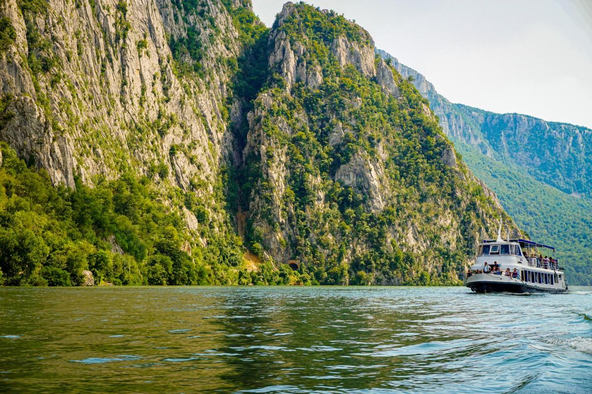 Cazanele Dunarii Romania