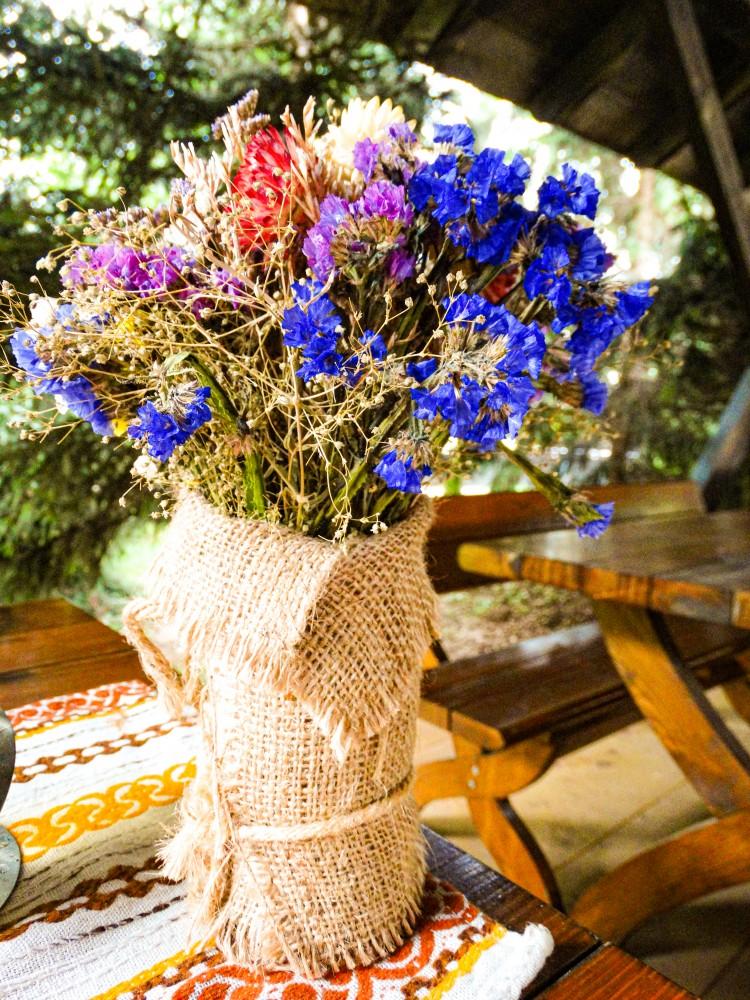 Flori Muzeul ASTRA Sibiu