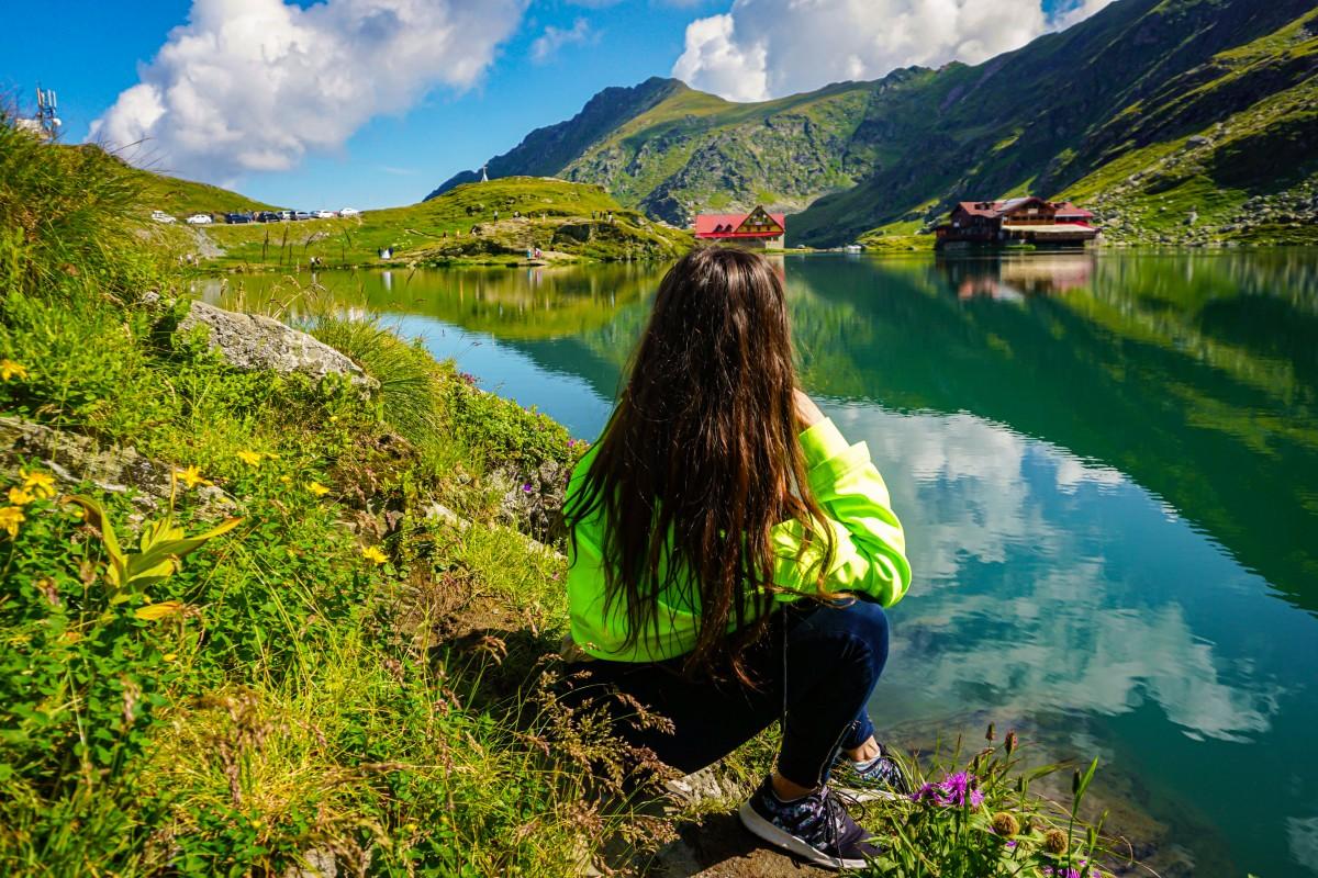 Lacul Balea Romania