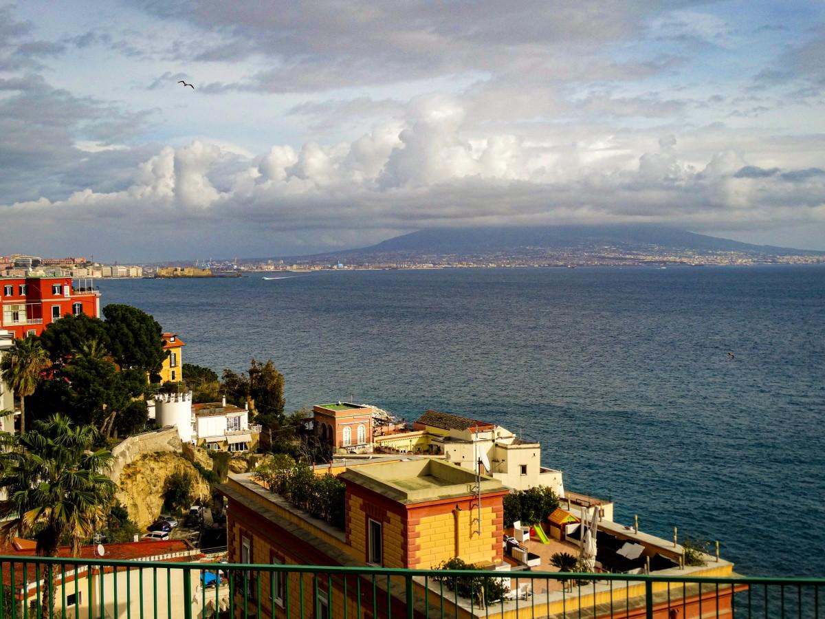Muntele Vezuviu Napoli