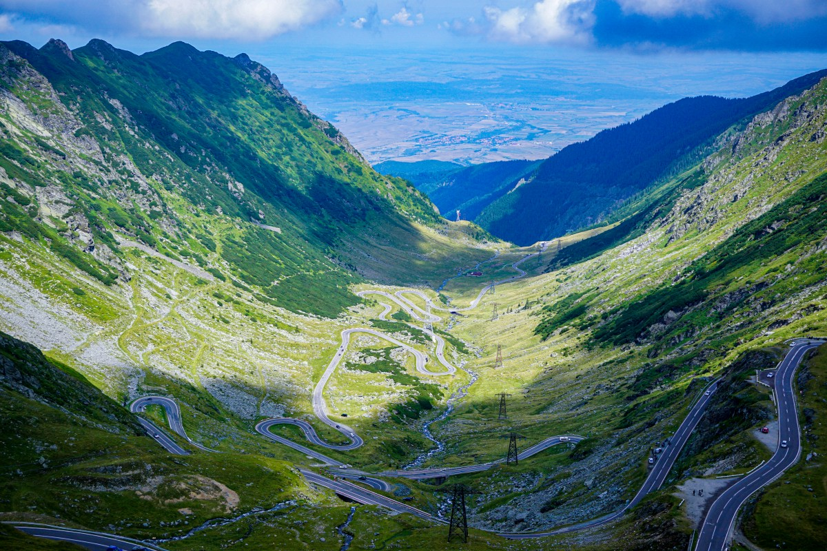 Transfagarasan Romania