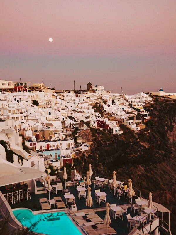 Plimbare prin Santorini in 18 fotografii