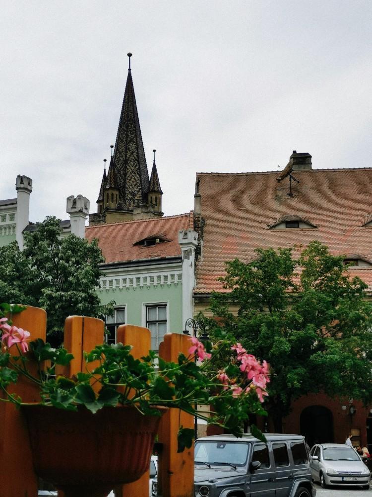 Sibiu Case Sasesti